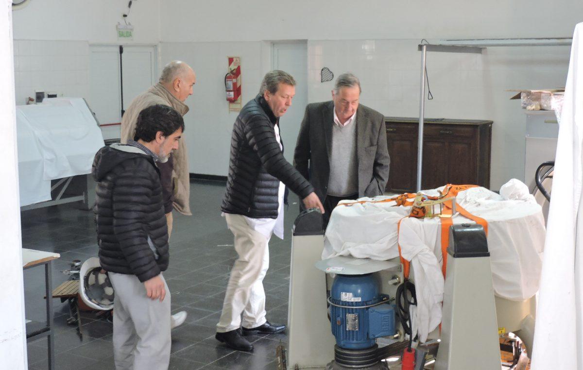 Tandil / Continua las mejoras en hospitales públicos