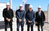 """Villarino / Inauguraron el parque eólico """"La Castellana"""" que producirá energía para 115 mil hogares"""