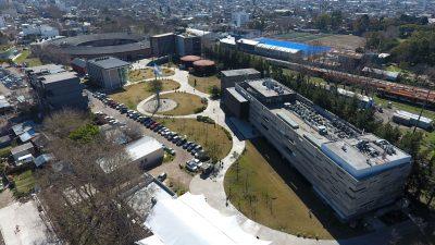 San Martin/ El intendente ratificó que los terrenos de la Universidad son de carácter educativos