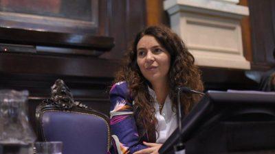"""Marisol Merquel denunció que """"hay una campaña de desprestigio contra Néstor Kirchner"""""""