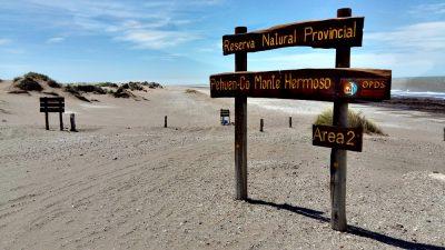 """Las playas de Monte Hermoso fueron preseleccionadas y competirán para ser una de las """"7 Maravillas Naturales Argentinas"""""""