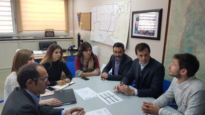 Bolívar: Pisano y Bucca gestionaron nuevas obras de viviendas para el municipio