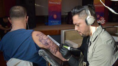 Necochea / Exitosa primera edición de Pro Tattoo que convocó a los mejores tattuadores de la argentina y Latinoamérica
