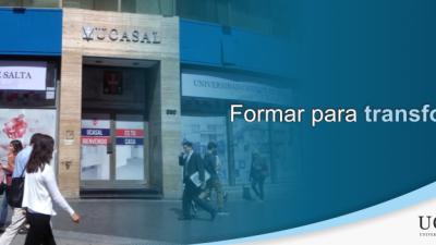La UCASAL lanza la diplomatura en inteligencia estratégica y seguridad pública