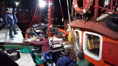 Trabajo encontró irregularidades en el 90% de las embarcaciones que operan en el puerto de General Lavalle