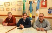 Chivilcoy / Britos anunció obras de gas para Moquehúa por 7 millones de pesos