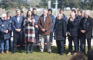 Arroyo volvió a hablar de los aportes truchos y le arruinó una inauguración a Vidal en Mar del Plata