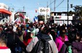 Un día antes de la tragedia, en Moreno habían marchado para denunciar el estado de las escuelas