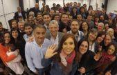 Quinientos concejales bonaerenses denunciaron persecución contra Cristina Fernández de Kirchner