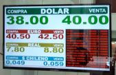Dólar y precios por las nubes, Macri no se aguanta más