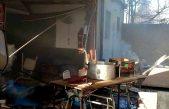 Una grave explosión en una escuela de Moreno mató al portero y a la vicedirectora