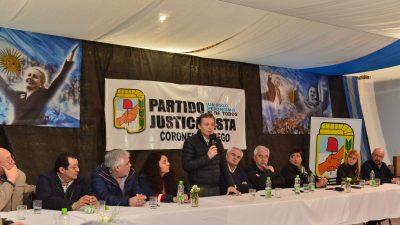 El peronismo de la sexta trabaja en la reconstrucción y reorganización del partido