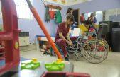 Paro y movilización de trabajadores del sistema de salud de discapacitados