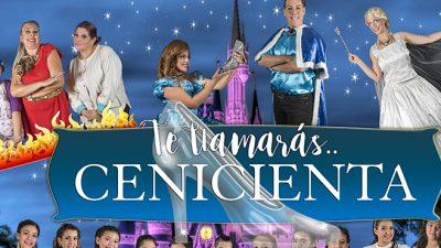 Presidente Perón ofrece un musical gratuito de Cenicienta en el Día del Niño