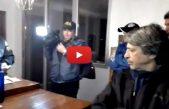 VIDEOS / Detuvieron al ex juez César Melazo y allanaron su mansión en La Plata