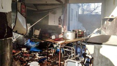 """Tragedia de Moreno: """"No explotó ninguna estufa"""", dijo el abogado del gasista"""