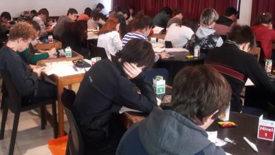 Más de mil alumnos compitieron de la Olimpiada Matemática provincial en Mar del Plata: Todos los ganadores
