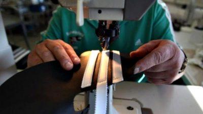 Chivilcoy / Una fábrica que produce para Adidas suspendió a 600 trabajadores