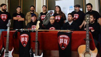 """Vuelve el festival """"Mercedes Rock"""""""