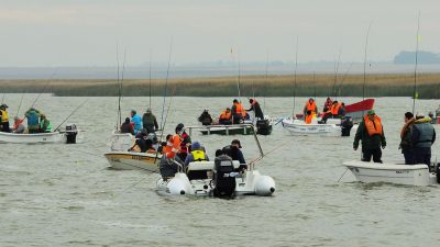 Un fin de semana a pura pesca: habrá torneos en Olavarría, Madariaga, Guaminí y Villa Gesell