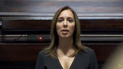 Vidal publicó una carta por la tragedia de Moreno, defendió su gestión y le pegó al intendente K