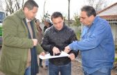 F. Varela / El Intendente Andrés Watson le solicitó al Ministro Frigerio reactivar obras inconclusas