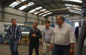 El diputado Oscar Sánchez participó junto al ministro de la producción de la presentación de Compra PyME en Lincoln