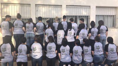 En Castelli alumnos secundarios se especializan en seguridad web