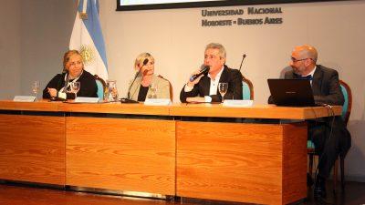 Pergamino / Martínez participó de la XXXII reunión anual del programa nacional de control de fiebre hemorrágica argentina