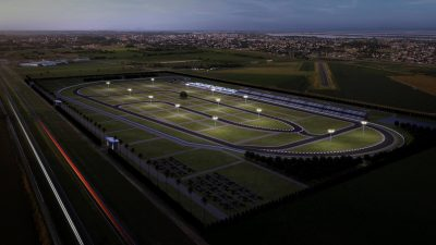 Solo falta un mes para la inauguración del autódromo de San Nicolás