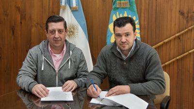 Néstor Alvarez renunció a la intendencia y José Nobre Ferreira es el nuevo intendente de Guaminí