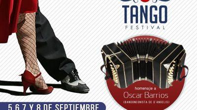 """Comienza el """"Festival Internacional de Tango"""" en San Nicolás"""
