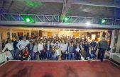 Mosca y  Delfino encabezaron el Foro de Cambiemos 2019 al que faltaron Vidal, Carrió y Larreta
