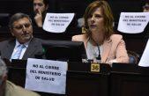 """Saintout le apuntó a Vidal: """"No podemos seguir admitiendo una gobernadora que jamás de respuesta, que siga sin dar la cara"""""""