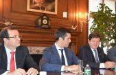 Mosca, Daletto y varios legisladores provinciales visitaron organismos de crédito en Washington