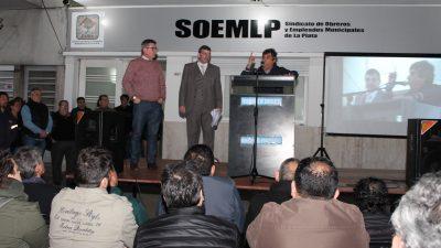 Fesimubo inauguró nueva sede en La Plata