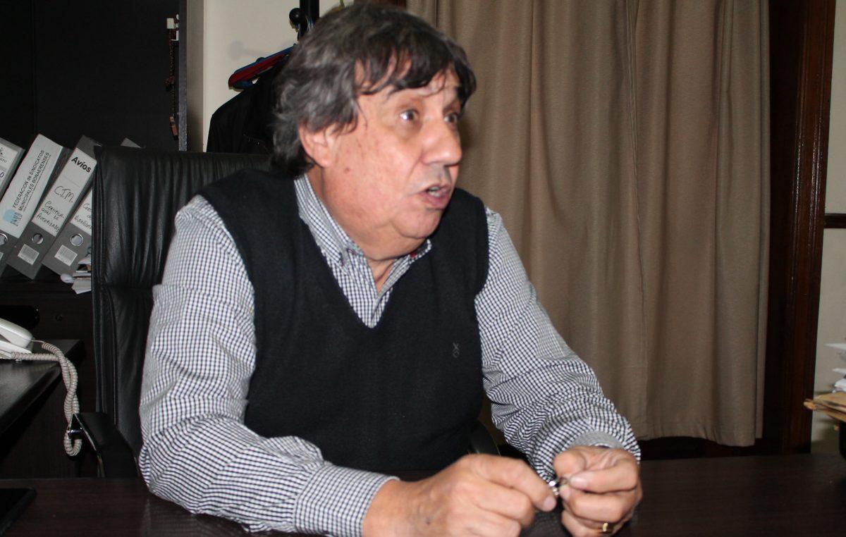 """Paro de la CGT: """"Creo que hay que darle aire a la sigla y enfrentar este modelo neoliberal"""", dijo Cholo García"""