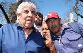 """Hugo Moyano se reunió con trabajadores de Astillero: """"Tienen todo el apoyo de nuestra organización"""", aseguró"""
