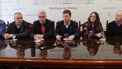 Villarino fue sede del segundo encuentro de la Mesa Regional de Energías Renovables