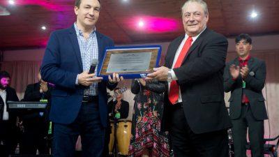 F. Varela / Watson festejó el 45º aniversario de la Santa Iglesia Evangélica del Señor