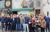 Hurlingham: Delfino recibió el apoyo del super ministro Ibarra y del vicegobernador Salvador de cara al 2019
