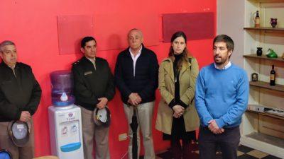 Mercedes / El municipio inauguró la Delegación de Investigaciones del Tráfico de Drogas Ilícitas y Crimen Organizado