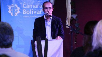 """#CrisisEconómica: El intendente Pisano anunció la creación de un """"Consejo Económico y Social"""" en Bolívar"""