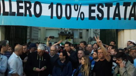 Trabajadores de Astillero votaron la permanencia en Economía