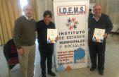 Presentaron en Mar del Plata el Instituto de Estudios Municipales y Sociales de Fesimubo