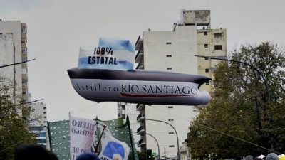 """Miércoles caliente: paro de estatales y más de 20 cortes en Provincia en """"defensa de la soberanía"""""""