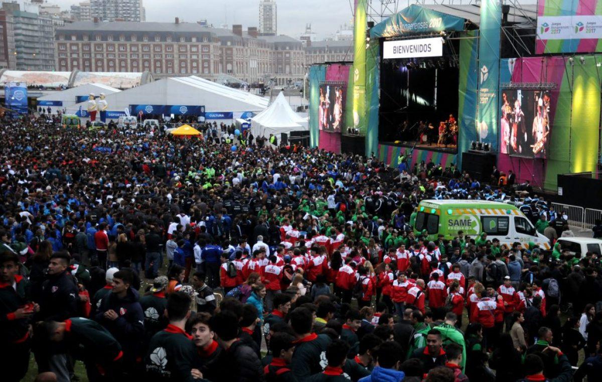 Se vienen las finales de los Juegos Bonaerenses 2018 en Mar del Plata