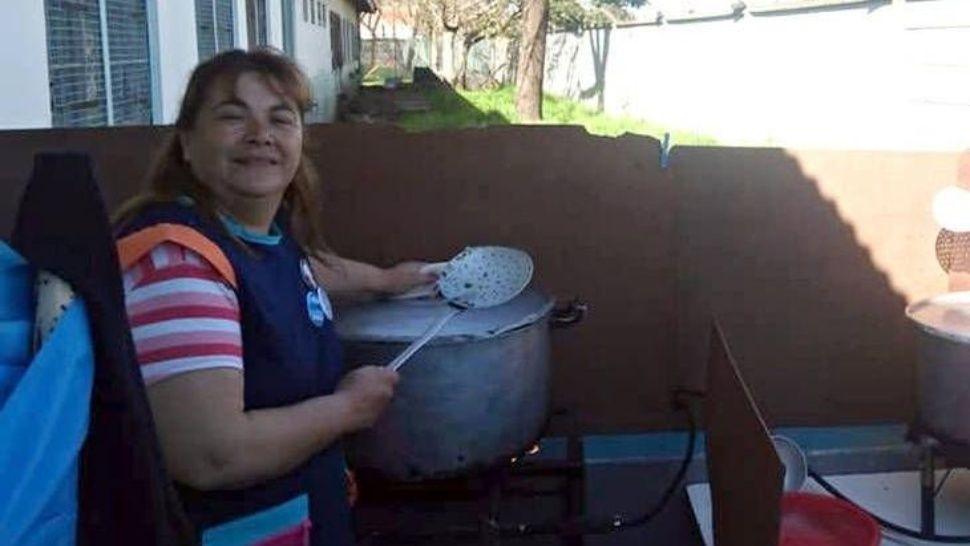 corina de bonis maestro torturada en Moreno