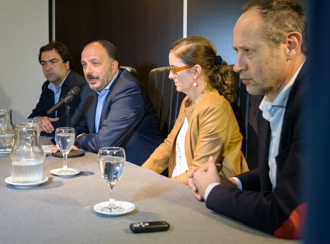 Desde el FR presentaron un proyecto para que el Servicio Alimentario Escolar sea administrado por los municipios