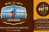 "El cantautor Lucas Garbin presenta su primer disco ""Sonreirás"""
